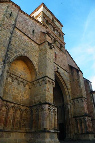 20090528 015 1107 Jakobus lAdour Kirche Portal