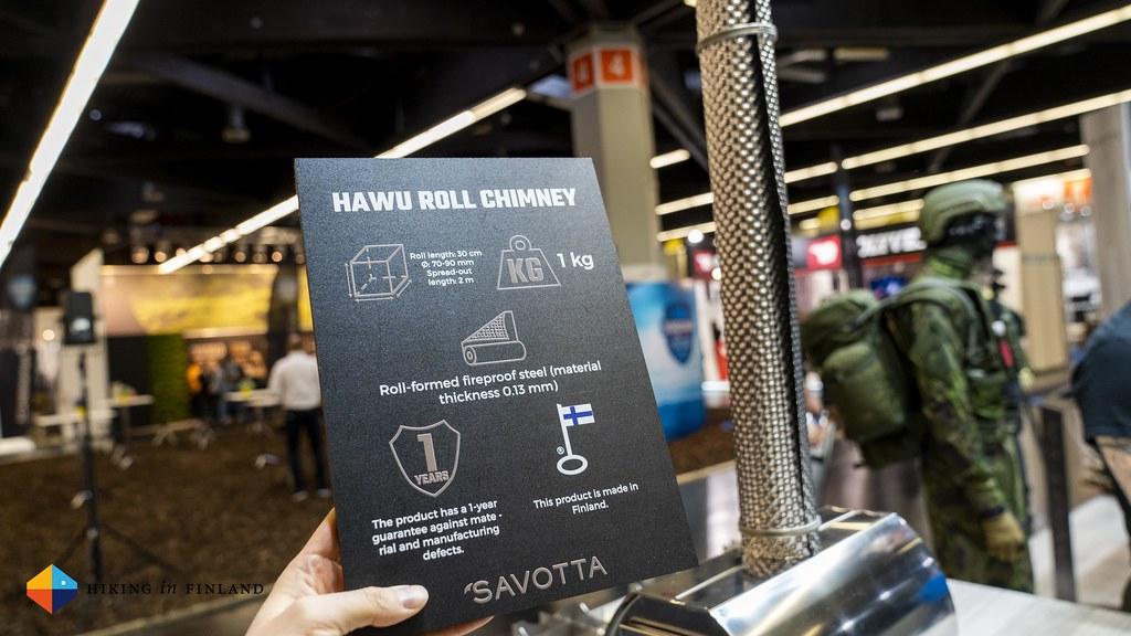 Savotta Chimney | IWA 2019 Impressions