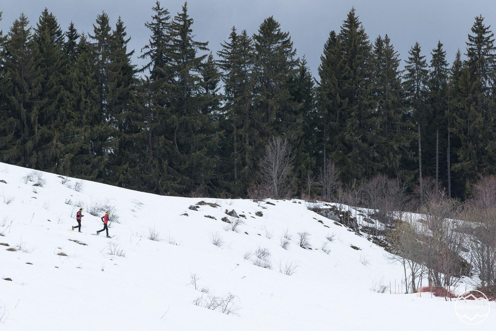 DSN Entrainement Ski Raquettes (82)