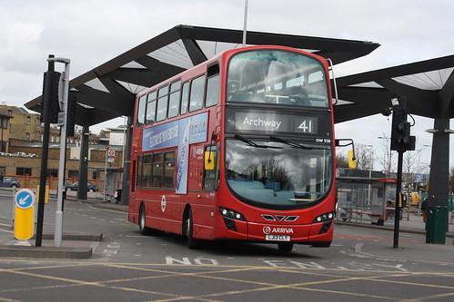 Arriva London DW538 LJ13CLY