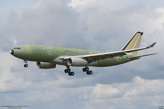 airbus A330-200MRTT French Air Force  MSN1916  F-WWYE