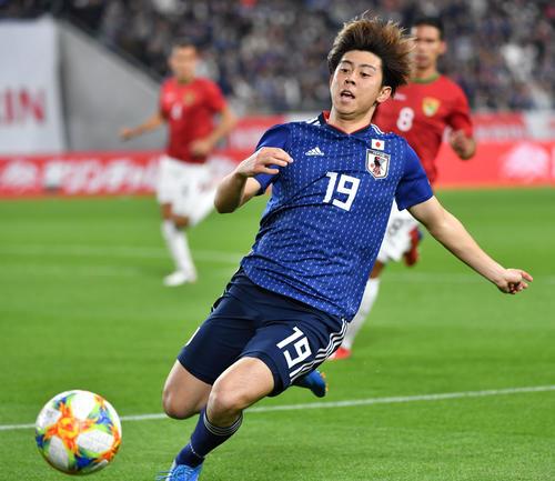 鹿島アントラーズ原理主義 日本代表・安西幸輝、チームに帰っ ...
