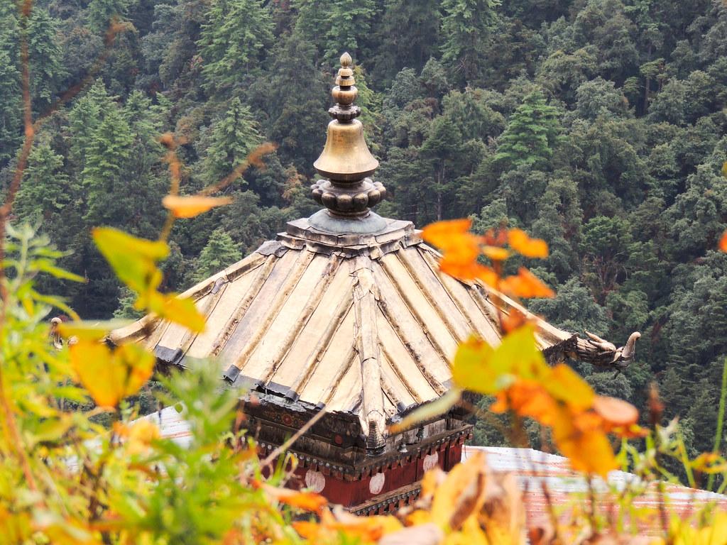 Monasterios de Bután