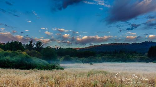 felton california unitedstatesofamerica us nikon tamron sky clouds sunrise landscape vista godrays
