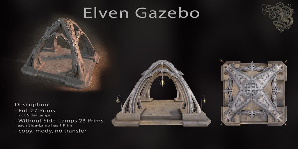 Elven Gazebo