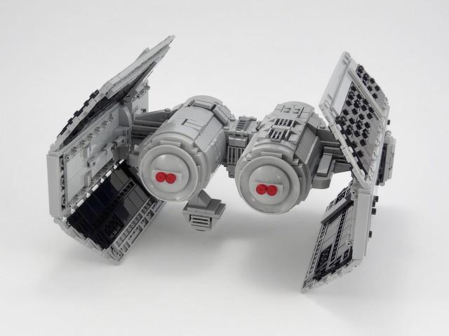 TIE Bomber LEGO MOC