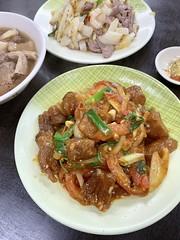 牛雜湯, 酸菜牛肉, 蕃茄半筋半肉, 涼拌綜合, 老李牛雜, 台北, 台灣, Taipei, Taiwan