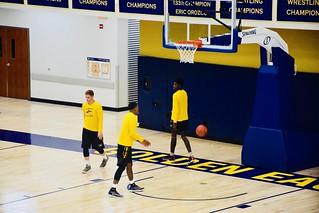 WHCL Men's Basketball vs Columbia: Student Perspective