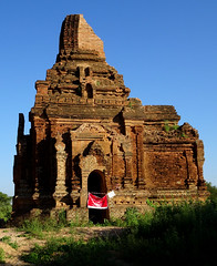 There had been earthquakes in the Bagan area