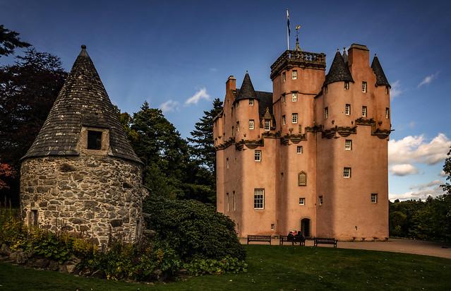 Craigievar Castle Aberdeenshire 2b