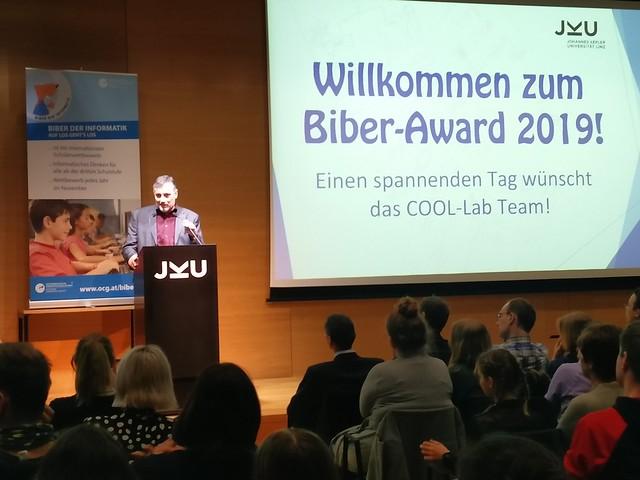 Biber der Informatik Award 2019