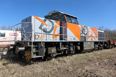 G 1206 Dijonnaise de voies férrées 92 80 1276 039-5 D-DVF