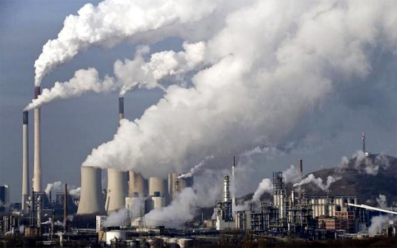 थर्मल पावर से फैलता फ्लोराइड प्रदूषण