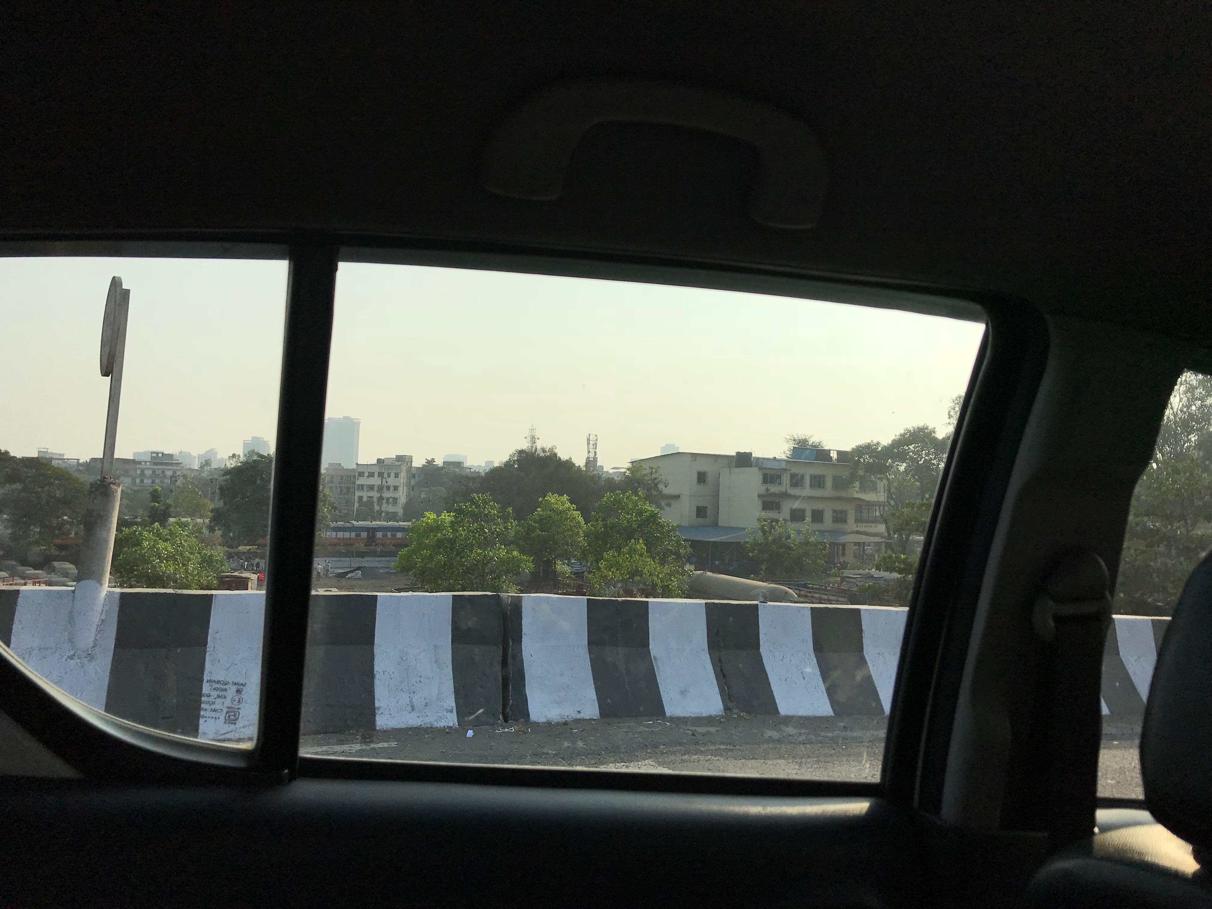 Arrived Mumbai