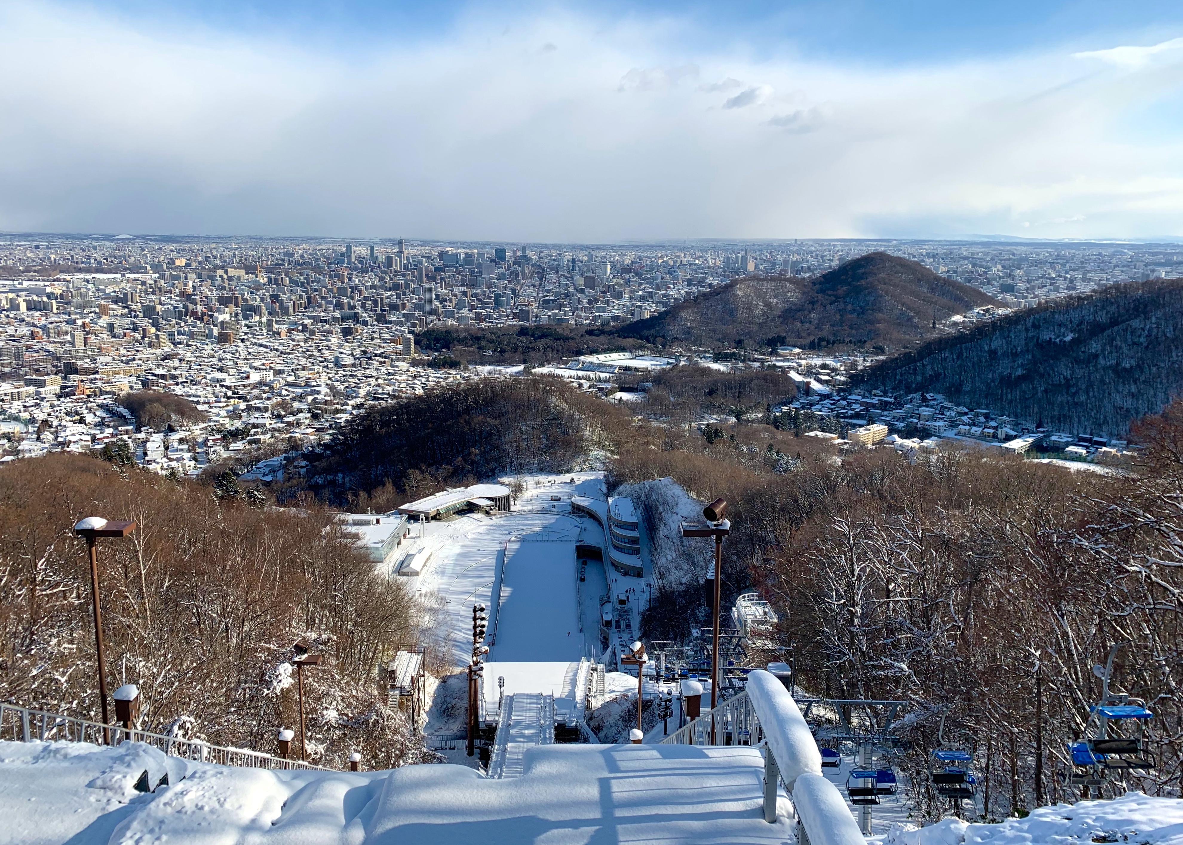 Sapporo, Hokkaido, Japan 2018 168