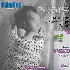 Ayurvedic Adulsa Cough Syrup by Babuline Online Store