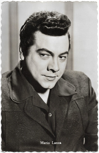 Mario Lanza in Serenade (1956)