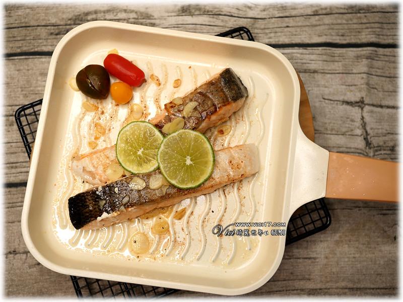 煎鮭魚025