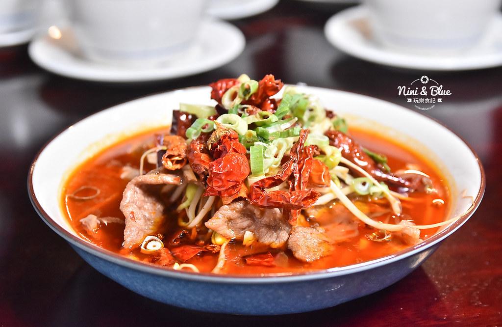 川麻辣乾香鍋 台中北平路 麻辣 烤魚15
