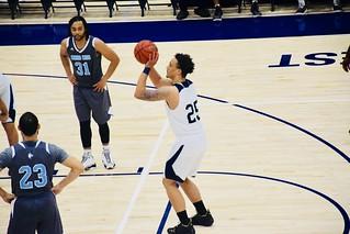 WHCL Men's Basketball vs Cerro Coso: Student Perspective