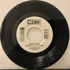 INNER CIRCLE:BAD BOYS(THEME FROM COPS)(RECORD SIDE-B)