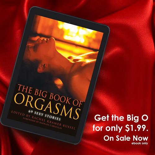 Big Book of Orgasm Promo