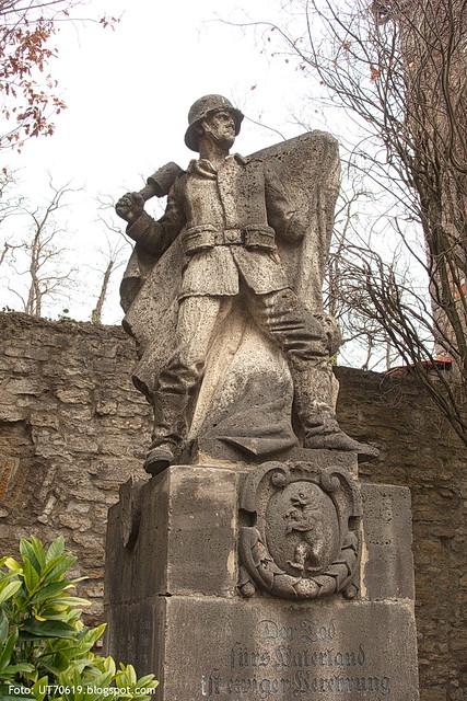 Denkmal Dolchstoßlegende