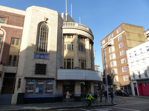 cinema sur fulham road