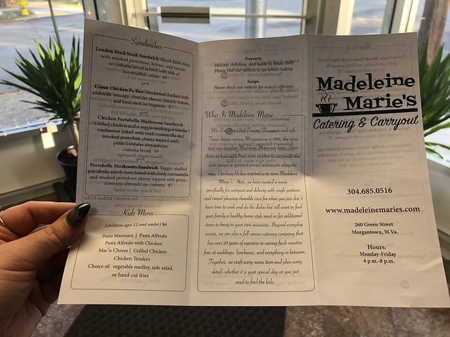 Madeleine Maries
