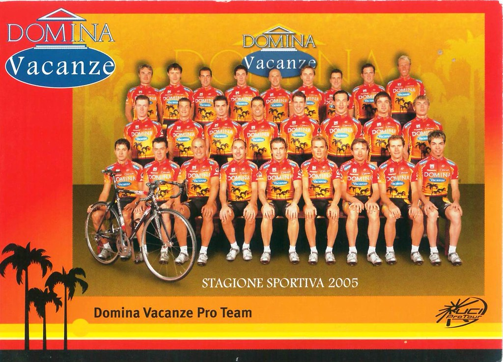 Domina Vacanze Pro Team 2005