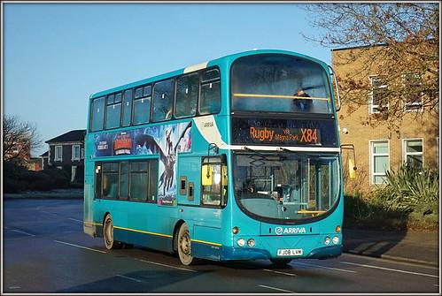 Arriva Midlands 4201