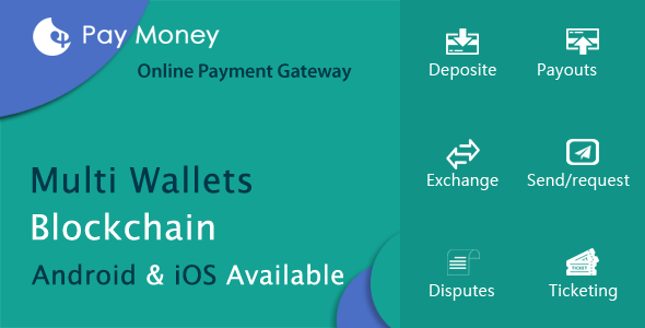PayMoney v2.3 – Secure Online Payment Gateway