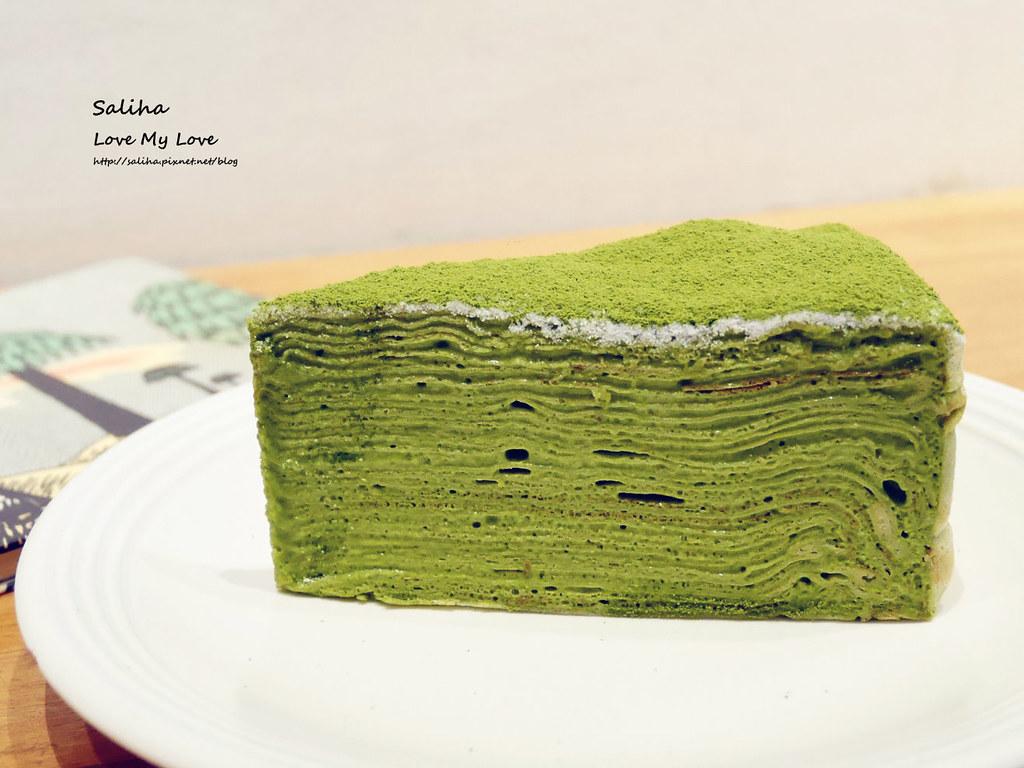 台北中正紀念堂古亭站附近不限時咖啡廳下午茶好吃千層蛋糕生活在他方 (4)