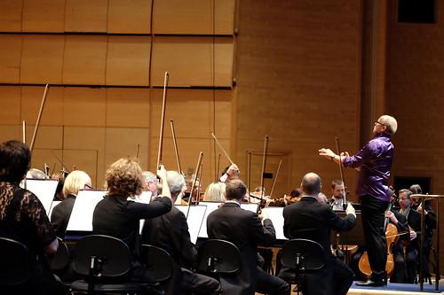 Christian Lindberg dirigerar SON