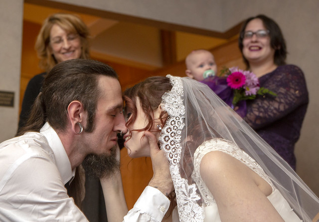 Wedding at Penn State Health Milton S. Hershey Medical Center