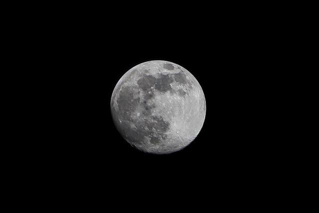 Ik ben, maan is, jij bent ...