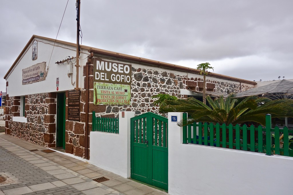 Museo del Gofio a Fuerteventura - Facciata museo