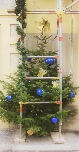 Happy Holidays Schöne Feiertage - Merry Christmas Fröhliche Weihnachten