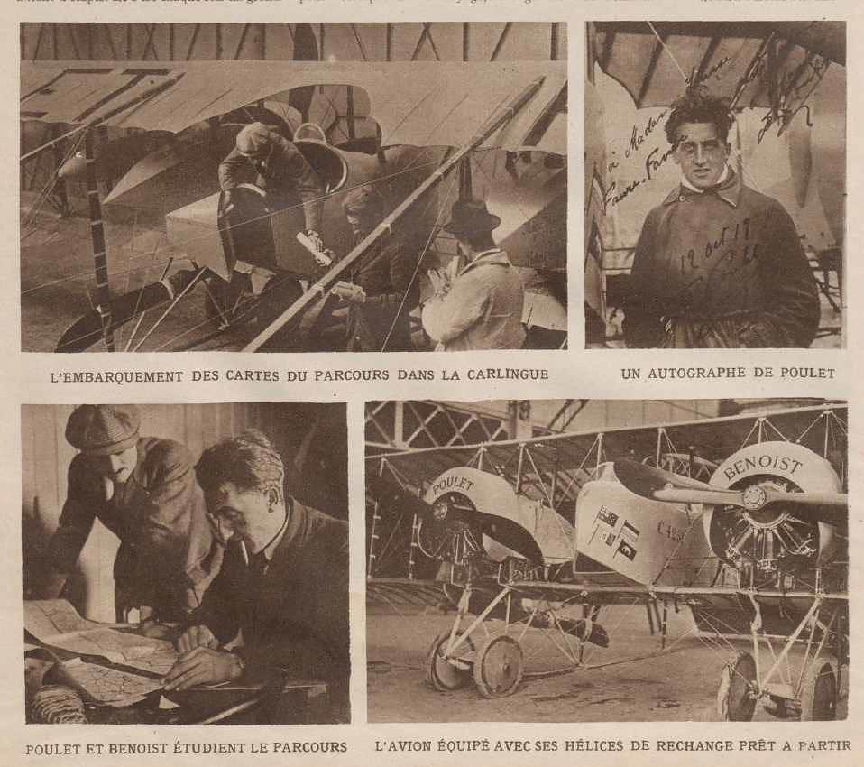 Caudron G-4 1/48 , Etienne Poulet et Jean Benoist, Paris-Melbourne 1919. Decals Meliusmanu 45662063125_8f77343377_b
