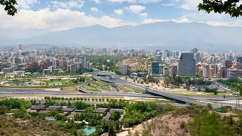Summer of 2019 Santiago de Chile