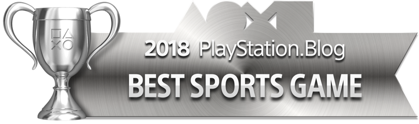 Best Sports Game - Silver