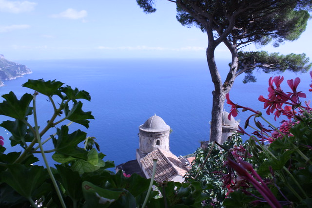 Ravello, Amalfi Coast, Canon EOS 1000D, Canon EF-S 18-55mm f/3.5-5.6 IS