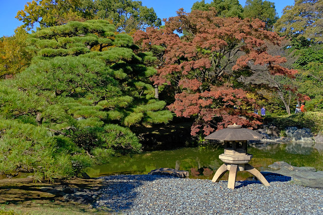Photo:The East Garden, Tokyo Imperial Palace, Japan By Geoff Whalan