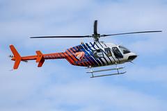 N417CF Bell 407 CareFlite KTKI