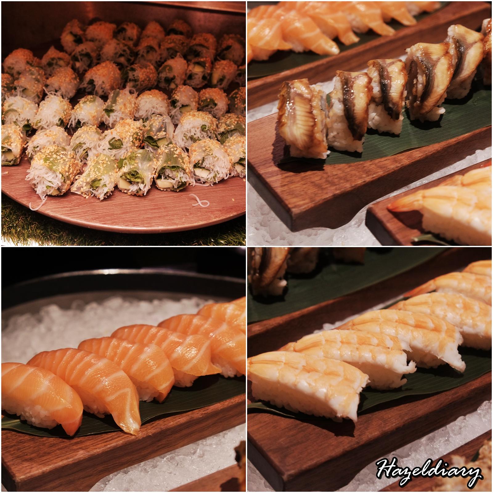 D9 Cakery Hilton Singapore-Sushi