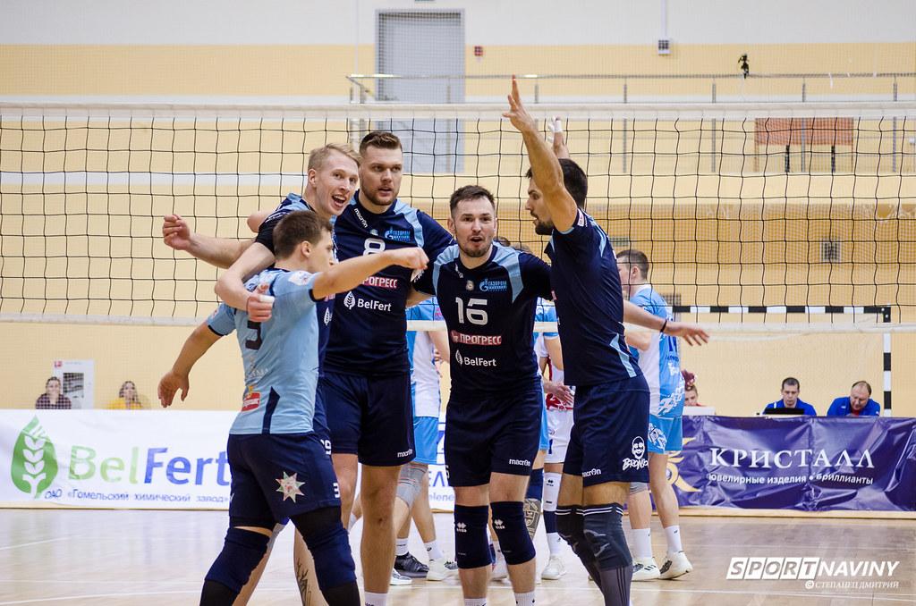 VC Energia 0:3 VC Stroitel. 1/2 finals Belarus Cup. 21/12/2018
