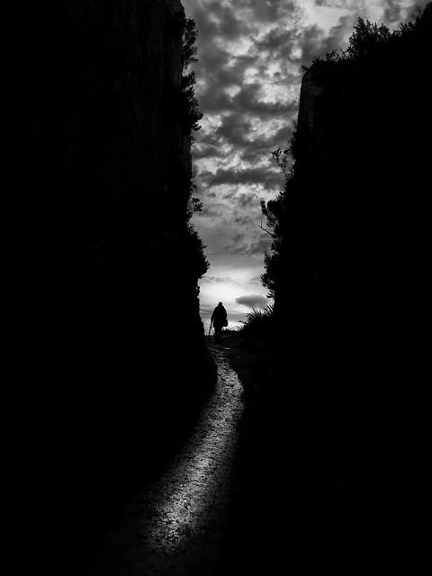 Rúa da Raiña Lupa