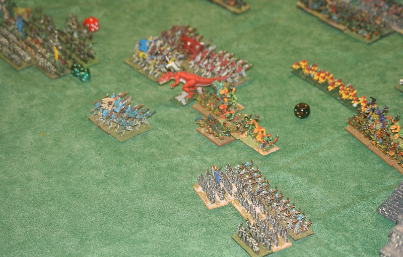 [4000 - Orcs+HL vs Khemri] La bataille des pyramides noires 46466197315_c52a089a55_c