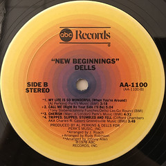 DELLS:NEW BEGINNINGS(LABEL SIDE-B)