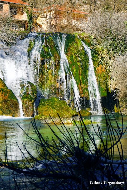 Водопад Провалие. Фрагмент